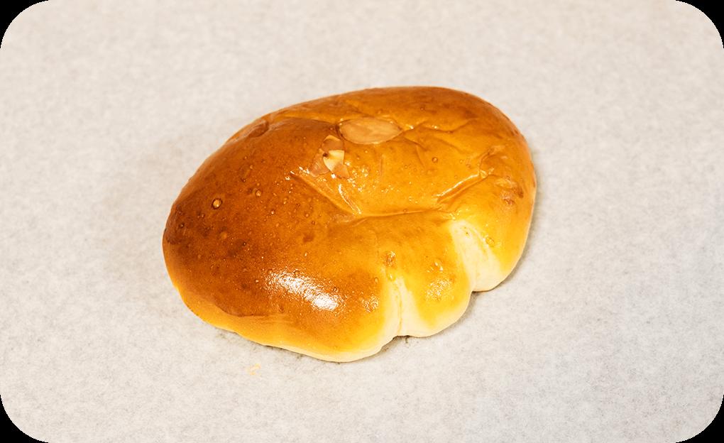 究極のカスタードクリームパン